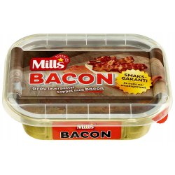 Mills Bacon Leverpostei