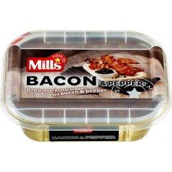 Mills Baconpostei med Pepper