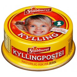 Stabburet Kyllingpostei