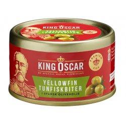 Tunfisk i Olje King Oscar