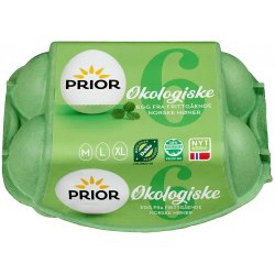 Prior Økologisk Egg