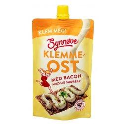 Klemmeost m/Bacon Synnøve