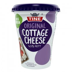 Cottage Cheese Original Tine