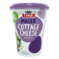 Cottage Cheese Mager Tine