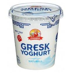 Gresk Yoghurt Naturell Synnøve