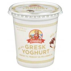 Gresk Yoghurt Vanilje Synnøve