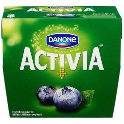 Activia Yoghurt Blåbær