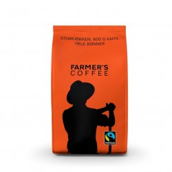 Farmers HELE Bønner Fairtrade
