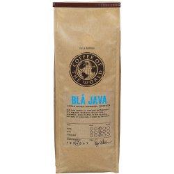 Blå Java Kaffe Hele Bønner