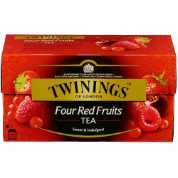 Twinings Four red fruits Te