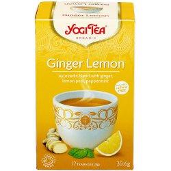 Yogite Ginger Lemon