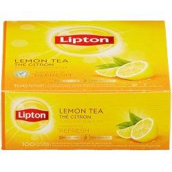Black Lemon Tea Lipton