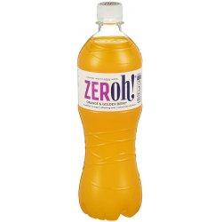 Zeroh! Orange & Golden Berry