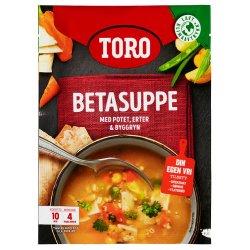 Betasuppe Toro