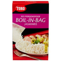 Jasminris Boil in Bag Toro
