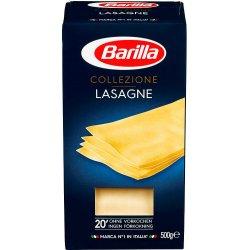 Lasagne Plater Barilla