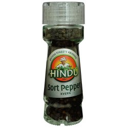 Pepper Sort Kvern Hindu