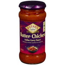 Butter Chicken Patak's