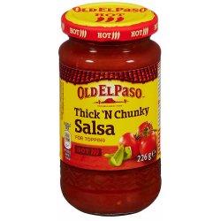 Taco Salsa Hot Old El Paso