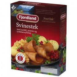 Fjordland Svinesteak m/Surkål