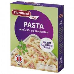 Pasta med Ost Skinkesaus Fjordland