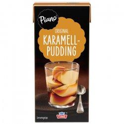 Piano Karamellpudding