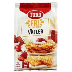 Toro Vaffelmix Glutenfri