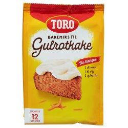Gulrotkake Mix Toro