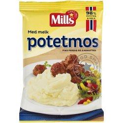 Potetmos m/Melk 95g Mills
