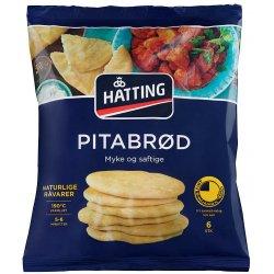 Pitabrød fine Hatting