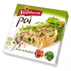 Bacon & Brokkoli Pai Stabburet
