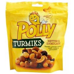 Turmiks Nøtter Sjokolade Polly