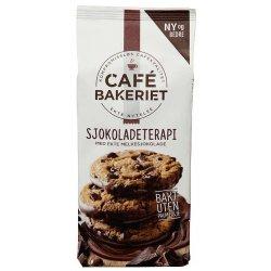 Sjokoladeterapi Cafe Bakeriet