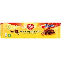 Melkesjokolade m/Daim freia
