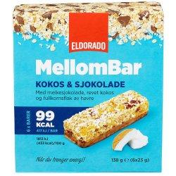 Mellombar Kokos&Sjokolade Eldorado