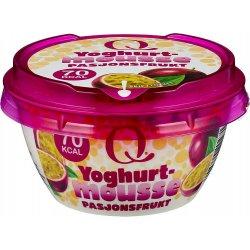 Q Yoghurtmousse Pasjonsfrukt