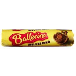 Ballerina Kjeks Melkesjokolade