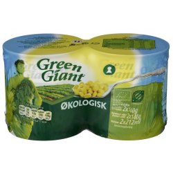 Mais Økologisk Green Giant