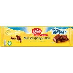Melkesjokolade Havsalt Freia