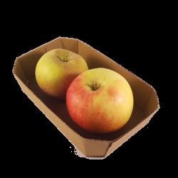 Økologiske Norske Epler i Beger
