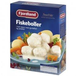 Fiskeboller m/Gulrøtter&Poteter Fjordland