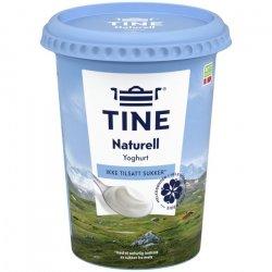 Yoghurt Naturell Tine