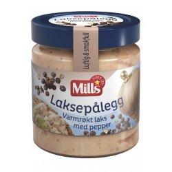 Laksepålegg m/Pepper Mills
