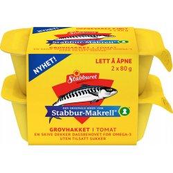 Stabbur-Makrell Grovhakket...