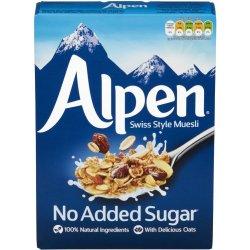 Alpen Muesli Uten Sukker