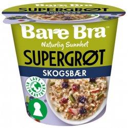 Supergrøt Skogsbær Bare Bra