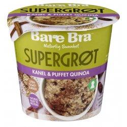 Supergrøt Kanel&Quinoa Bare...