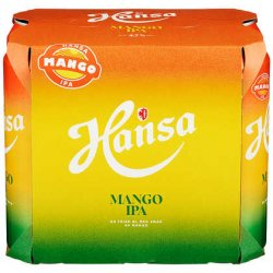 Hansa Mango IPA