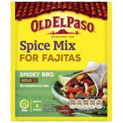Fajitas Spice Mix Old El Paso