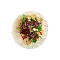 Wraps Vegetar m/Hummus